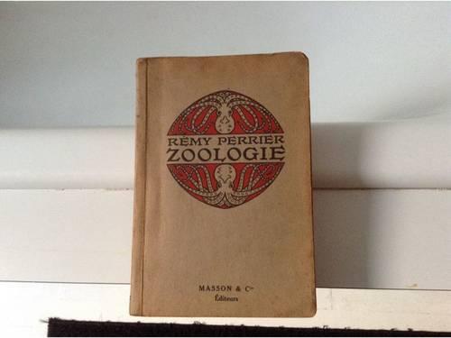 Zoologie Cours Élémentaire 1921