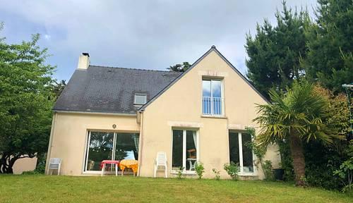 Location maison Port-Navalo (Golfe du Morbihan) 300m plage - 20couchages