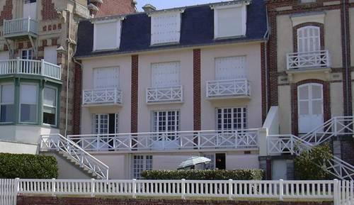 Loue appartement 3pièces 6couchages sur plage à Trouville sur Mer (14)