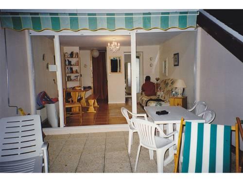 Loue appartement bord de mer, 4couchages- Arzon (56)