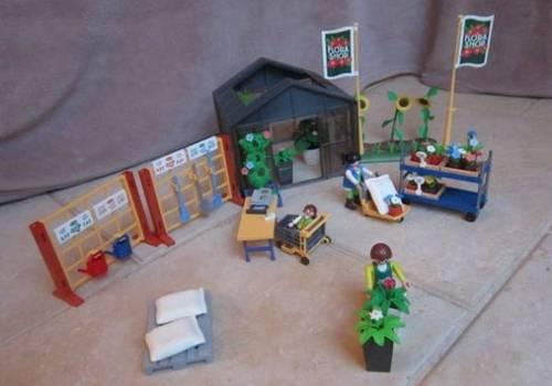 Jardinerie Playmobil