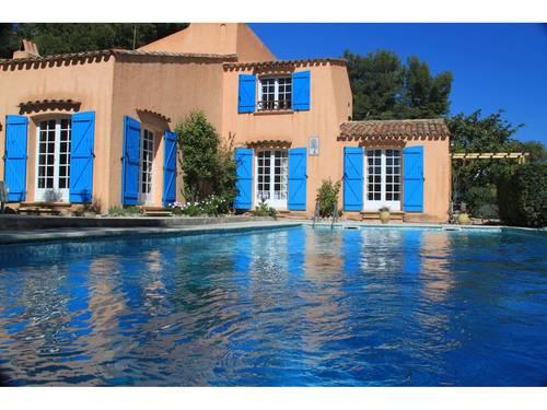 Loue très belle villa, piscine privée, 4chambres, 10couchages Saint Raphaël (83)