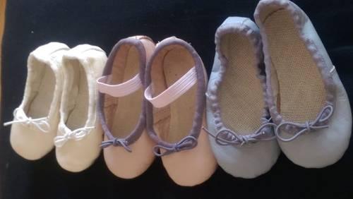 Idée de cadeaux pour bébé, pour fille: Ballerines