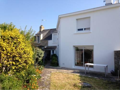 Loue maisons avec jardin à Quiberon - 8couchages