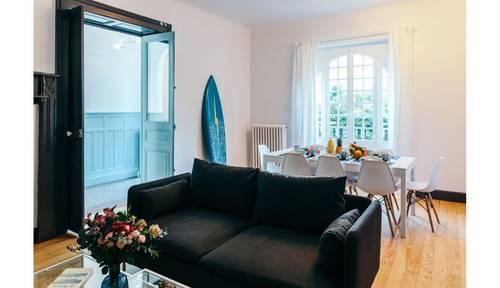 Loue charmante maison centre-ville Biarritz, 7personnes