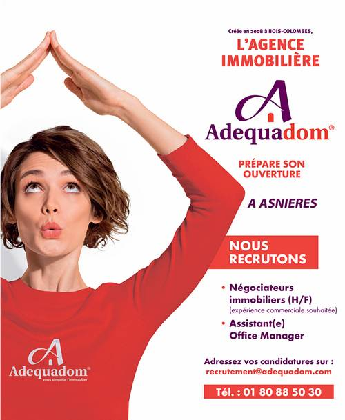 Adequadom recrute de nouveaux talents