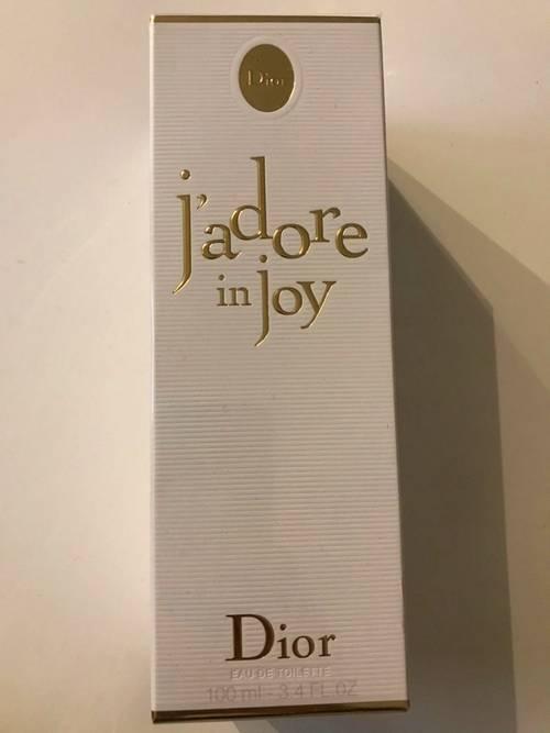 J'adore in Joy 50ml neuf