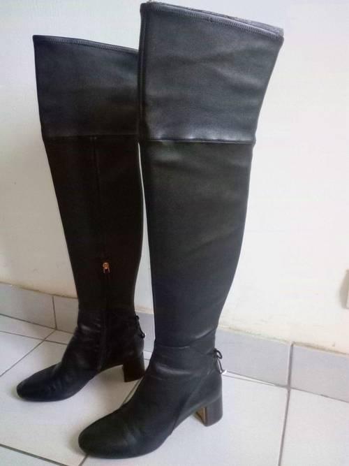 Superbe paire de bottes cuisardes Tory Burch