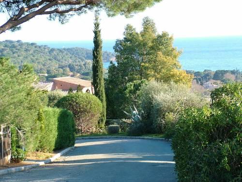 Loue agréable mas 4couchages à La Croix-Valmer (83) - Var