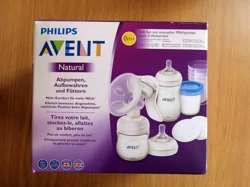 Kit allaitement tire-lait Avent