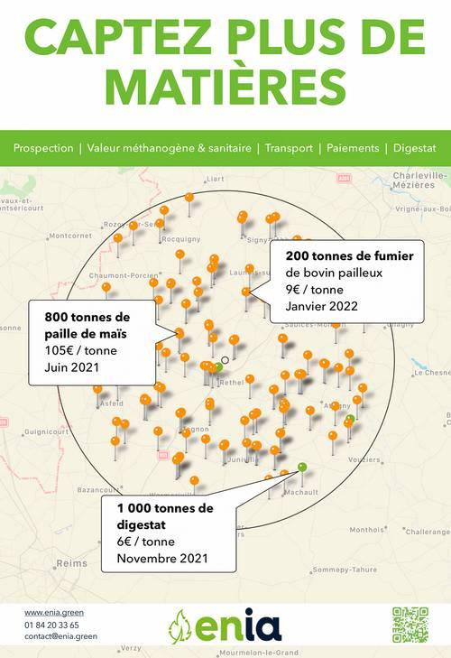 Propose alternance startup Biogaz (business et renouvelable) - H/F