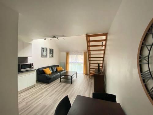 Loue Amiens T2duplex meublé 50m²
