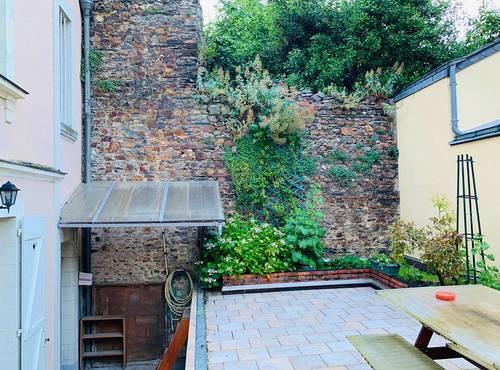 Propose appartement T2,33m² - Angers, quartier La Doutre (49)