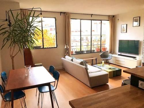Loue 2pièces, lumineux et entièrement équipé, Bastille / Nation - Rent 2-room apart / bright and fully equipped