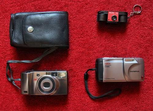 Appareils photos vintages
