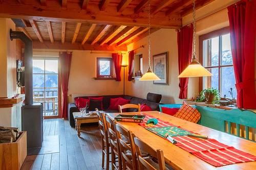 Loue appart, 8pers, piscine sauna jacuzzi,balcon Sud, vue, Villars-Reculas (38)
