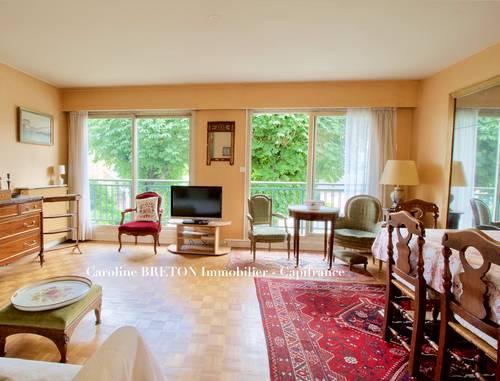 Vends appartement 72,30m² avec balcon 2chambres, Bois-Colombes (92)