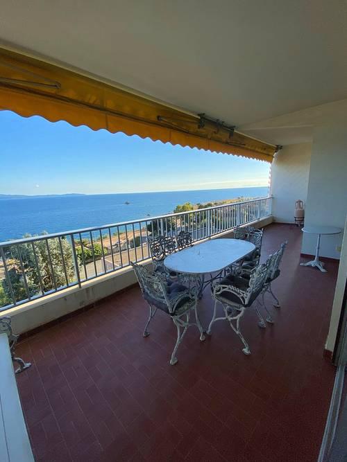 Loue Appartement AJACCIO ~ vue mer imprenable ~ proche plages ~ 6couchages