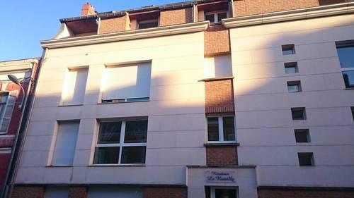 Loue appartement F2Amiens Henriville (80) - 55m²