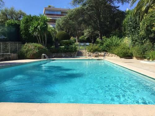 Loue appartement, 2chambres, 6couchages, piscine Antibes (06) Côte d'Azur