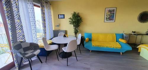 Loue appartement à Arcachon (33) - 1chambre, 4couchages