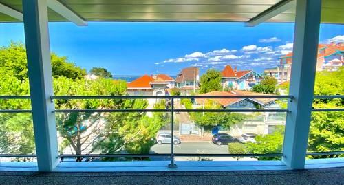 Vends Appartement T4Arcachon (33) 3chambres vue bassin - 95m²