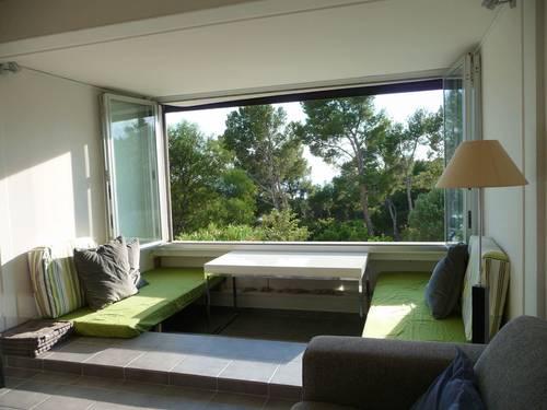 Loue appartement à Bandol quartier ouest plage et piscines - 1chambre 6couchages
