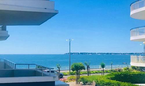 Loue appartement à la Baule avec vue mer, 4couchages