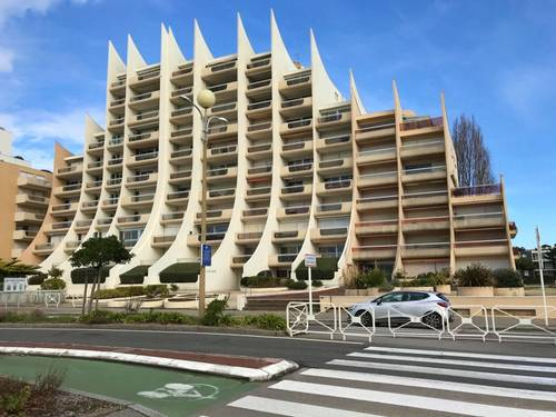 Loue appartement face mer la Baule 6 couchages (44)
