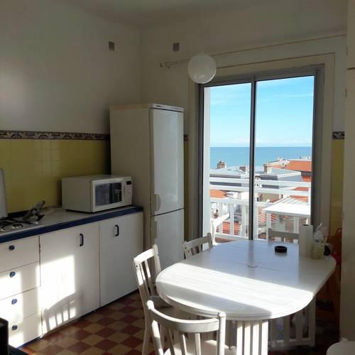 Loue appartement Biarritz plein centre Halles 6couchages 3chambres