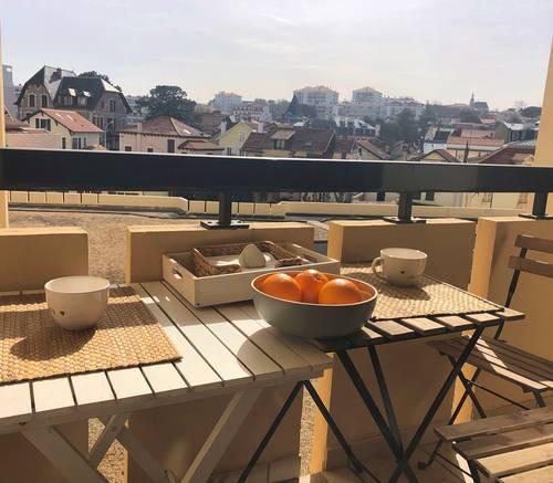 Loue grand appartement 6couchages, parking sous-terrain privé, plages à pieds, Biarritz centre (64)