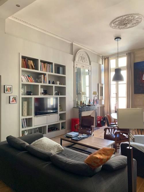 Vends très bel appartement Bordeaux centre 3chambres - 106m²