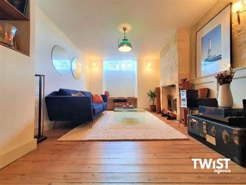 Vends appartement Bordeaux (33) - 2pièces 58m² - 1chambre