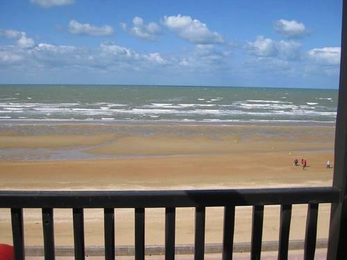 Loue appartement - 6couchages - 2balcons, 3chambres à Cabourg (14) - front de mer