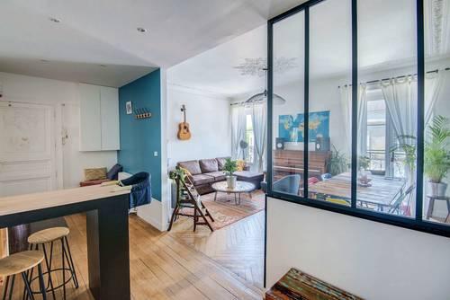 Vends Appartement de caractère, 3pièces, Talensac/50otages Nantes