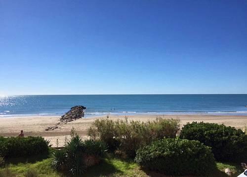 Loue appartement sur la plage, terrasse, 6couchages - Carnon (34)