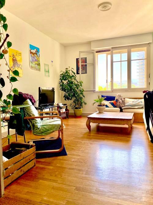 Loue Appartement 59m² centre grenoble (38) aigle foch - 1chambre