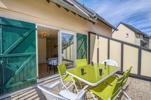 Propose appartement chaleureux à Cabourg, proche MER (7couchages)