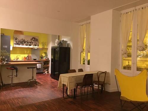 Loue appartement avec 2chambres 70m² centre ville