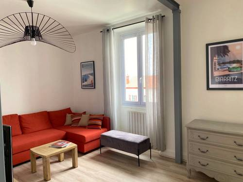 Loue appartement 3chambres, 6couchages. Biarritz (64) côte des Basques