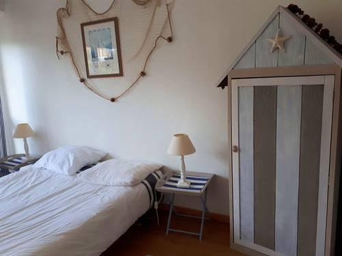 Appartement, idéalement situé à Dinard, confortable - 3chambres - 5couchages