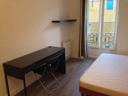 Loue appartement 2chambres Quartier BNF - 38m², 13ème