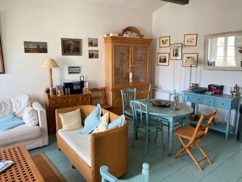 Loue appartement charme,vue imprenable sur le port d'Ars-en-Ré (17) 2chambres · 4couchages