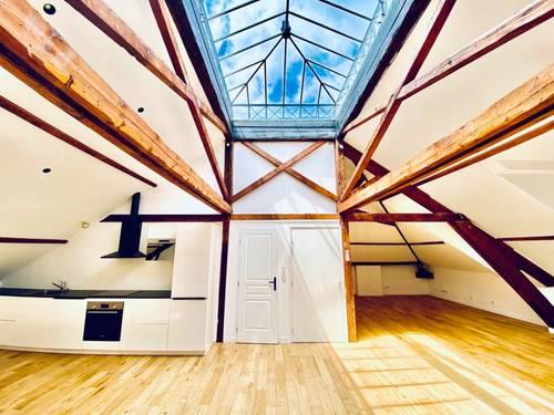 Vends appartement type loft cœur d'Arcachon (33) - 96m² 2chambres