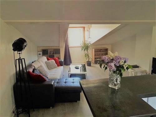 Loue appartement T2au cœur de la Rochelle, vacances ou année scolaire - 35m²