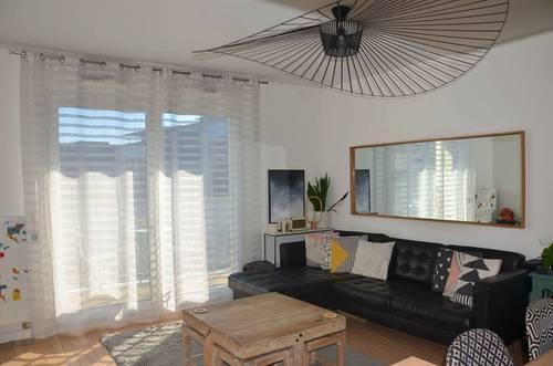 Vends appartement 60m² 3pièces à Bois Colombes quartier Bruyères (92)