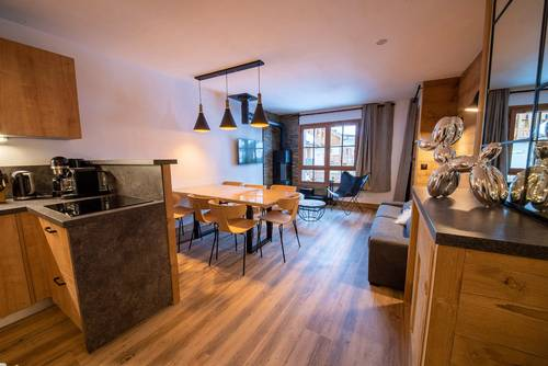 Loue appartement chic, cosy et confortable - 3chambres 8couchages - Bourg-Saint-Maurice (73)