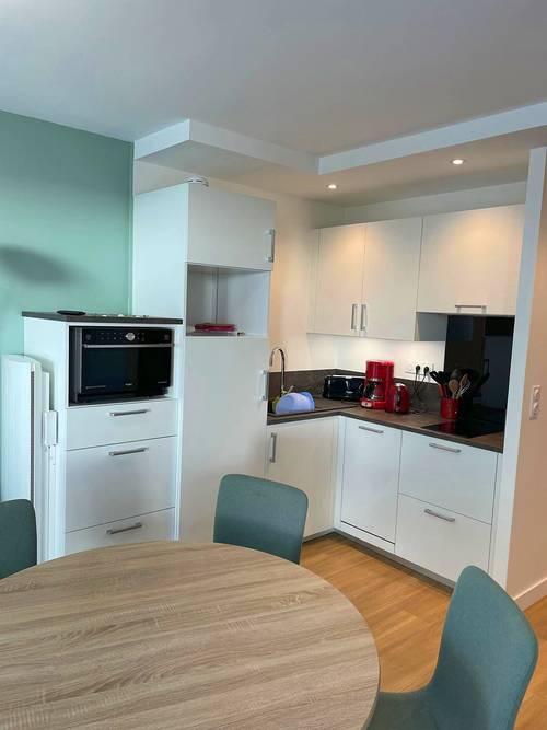 Loue appartement 4couchages vue mer - La Baule-Escoublac (44)