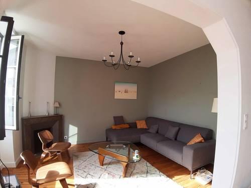 Loue appartement 5couchages à Biarritz (hypercentre)