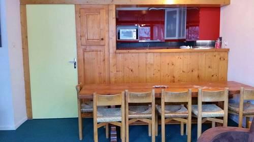 Loue un appartement 8couchages, 2chambres sur les pistes aux Arcs 1600- Bourg Saint Maurice (73)